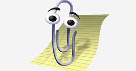That %$#@ Paperclip