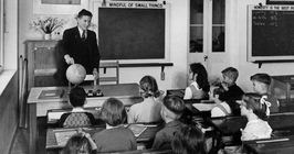 Five Facts About Teachers and Teaching