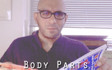 Jeevan's Riddles: Body Parts