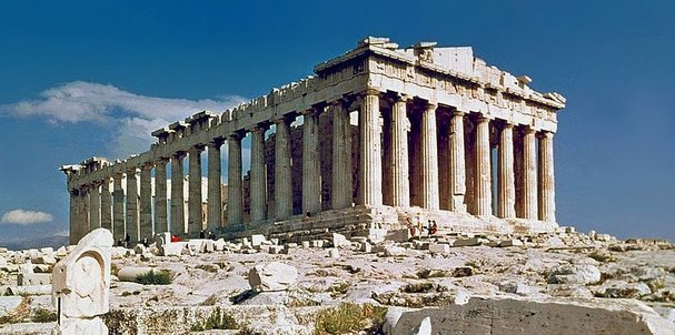 Greece is the word