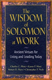 The Wisdom of Solomon at Work