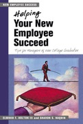 Helping Your New Employee Succeed