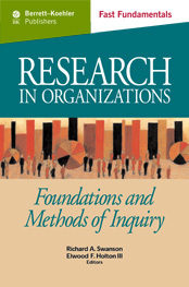 The Process of Framing Research in Organizations
