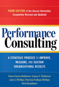 Performance Consulting and Measurement Toolkit