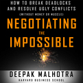 Negotiating the Impossible (Audio)