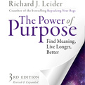 The Power of Purpose (Audio)