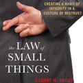 The Law of Small Things (Audio)